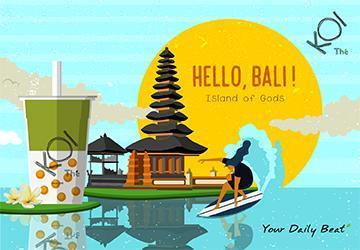 和我們一起前進度假勝地 - 峇里島