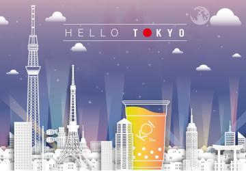 KOI日本新駐點- 東京門市盛大開幕